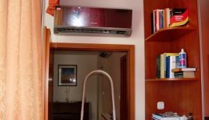 Budapest családi ház: Samsung vivace inverteres multisplit rendszer telepítése