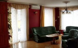 Nagyatád családi ház: Családi ház klimatizálása 2db 3,5kW-os inverteres klímával
