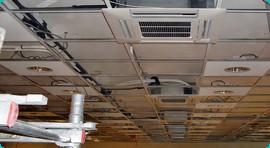 Nagykanizsa Erste Bank: DAIKIN VRV III. multisplit rendszer telepítése, valamint szerver terem klimatizálása.